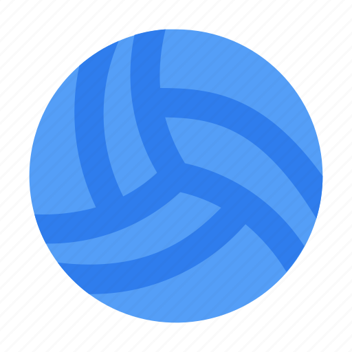 Ball, beach, game, sport, sports, volley, volleyball icon - Download on Iconfinder