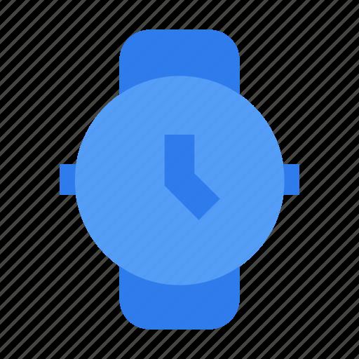 Clock, fashion, sport, sports, time, watch, wrist icon - Download on Iconfinder