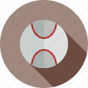 ball, baseball, game, match, play, softball, sports icon