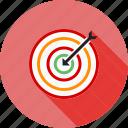 bulls eye, archery, target, dartboard, shoot, arrow, darts