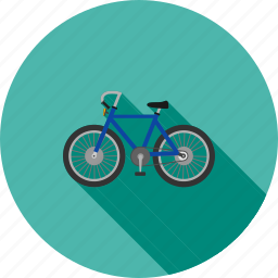 bicycle, bike, cycle, cycling, cyclist, race, sports icon