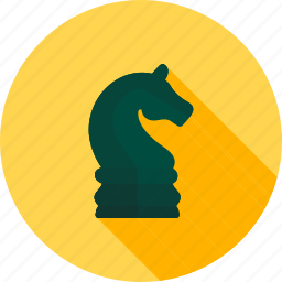 bishop, chess, chess board, game, knight, match, piece icon