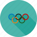 competition, games, match, olympics, rings, sports, winning