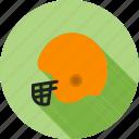 batsman, cricket, helmet, player, protect, sports, wicket keeper icon