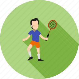 activity, ball, match, player, racket, sport, tennis icon