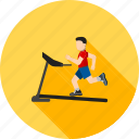 activity, exercise, gym, healthy, running, sports, treadmill