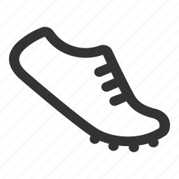 boots, footwear, professional running, running, shoes, sports, steps icon
