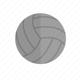 activity, ball, game, match, play, sports, volley ball icon