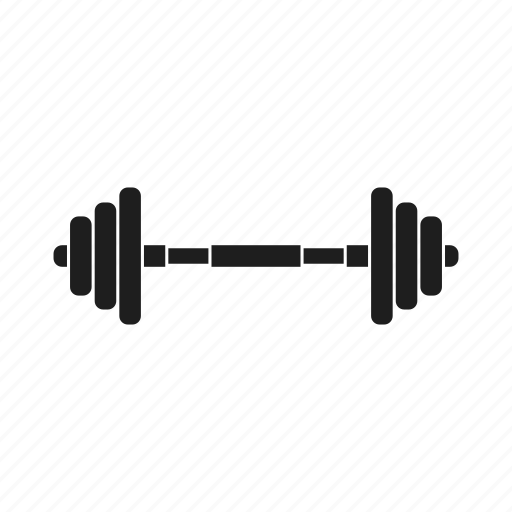 athletic, barbell, lifting, sport, strength, weight, weightlifting icon