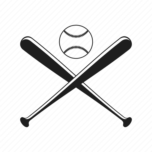 ball, baseball, emblem, game, sport, tournament icon