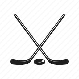 emblem, hockey, puck, tournament icon