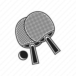 ball, game, ping-pong, sport, tennis, tournament icon