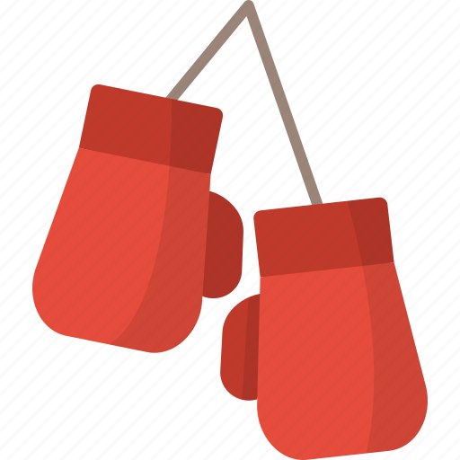 boxing, fight, gloves icon