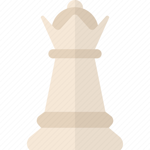 chess, piece, queen icon