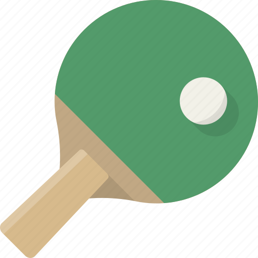 ball, paddle, ping, ping pong, pong icon