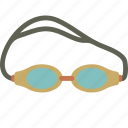 goggles, pool, swim, swimming, swimming goggles icon