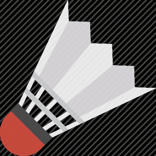 badminton, birdie, shuttlecock icon