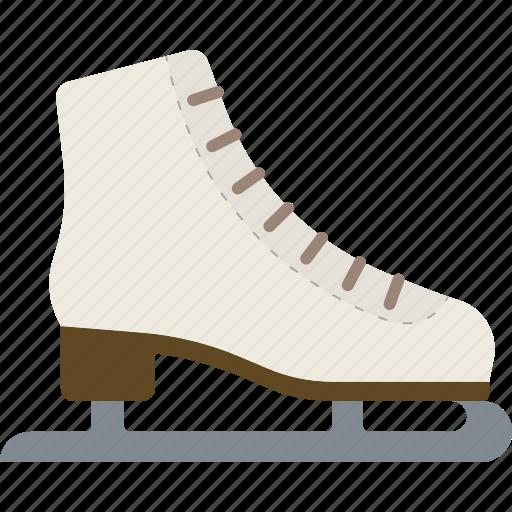 figure skating, ice, iceskate, iceskating, skate icon