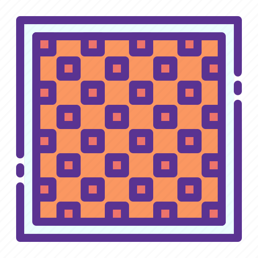 board, checkered, chess, game, indoor, play, strategy icon