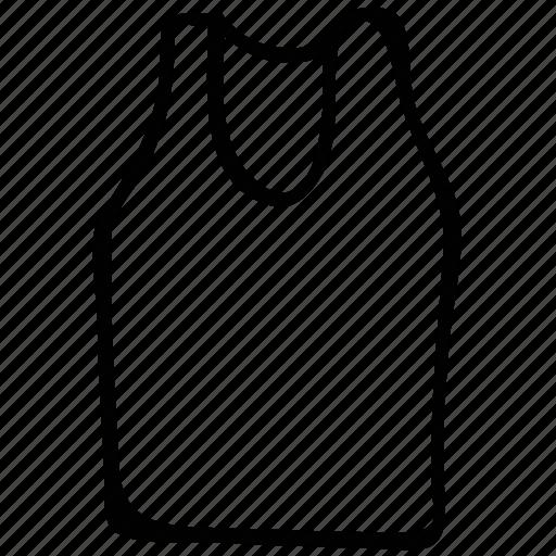 underclothes, undershirt, underwear, vest icon