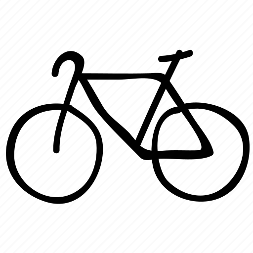 bicycle, cycle, cycling, pedal icon