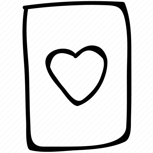 game, heart, playing, playingcards icon