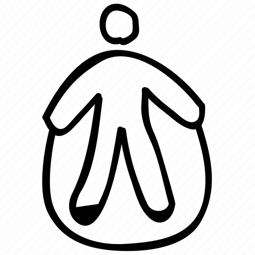 exercise, fitness, jumping, rope jump icon