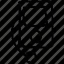 ipod, mp3, music, nano icon