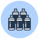 aerosol, cans, graffiti, paint, spray icon
