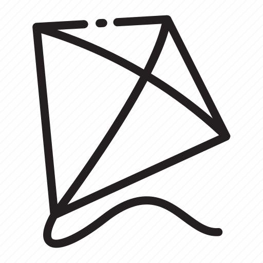 Kite, spring icon - Download on Iconfinder on Iconfinder