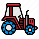 agriculture, farming, gardening, harvest, tractor