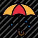 protection, rain, spring, umbrella, umbrellas