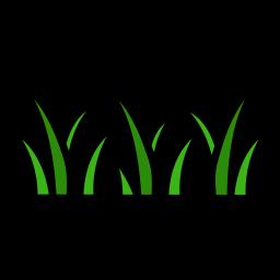 eco, garden, grass icon