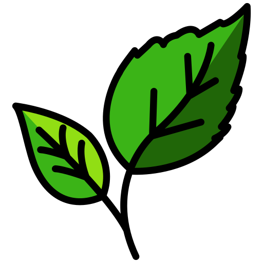 ecology, green, leaf, plant, spring icon