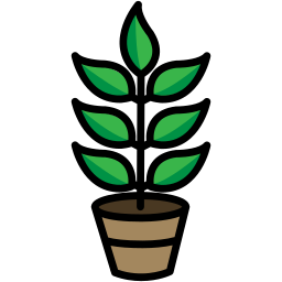 eco, ecology, friendly, nature, plant icon