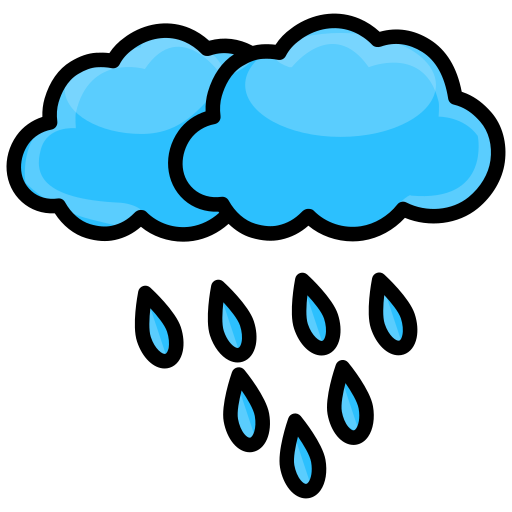 Cloud, nature, rain, weather icon - Free download