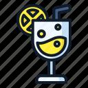 drink, glass, beverage