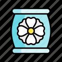 flower, seed, spring, nature, season