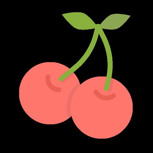 Berries, berry, cherries, cherry, food, fruit, spring icon - Free download
