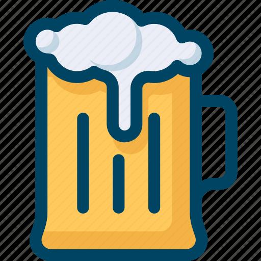 alcohol, beer, beverage, drink, patrick icon