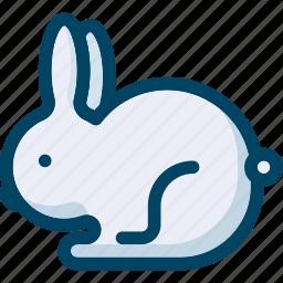 animal, bunny, mammal, nature, rabbit icon