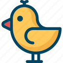 animal, bird, nature, spring, tweet icon
