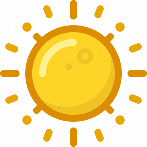 easter, forecast, spring, summer, sun, weather, yumminky icon