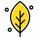 ecology, leaf, nature, spring