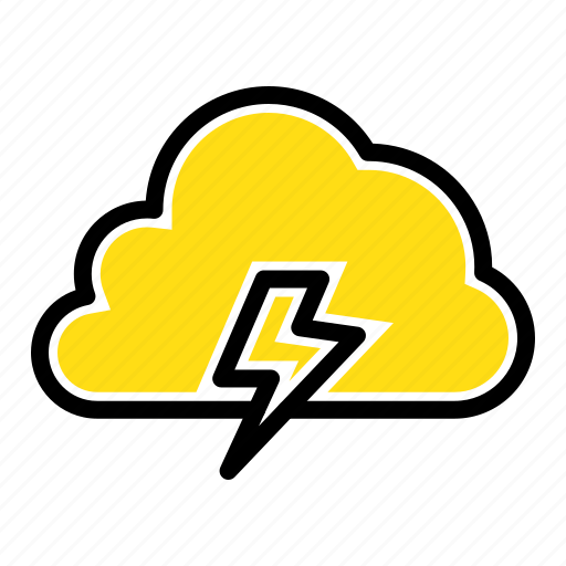cloud, nature, power, spring, sun icon