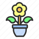 easter, flower, garden, nature, plant, spring icon