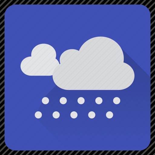 cloud, foercast, rain, rainy, spring, weather, wet icon