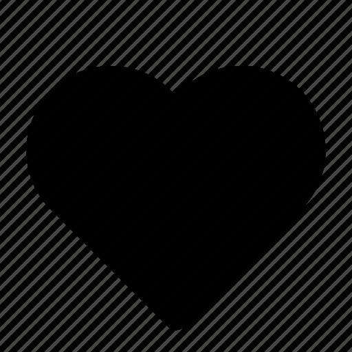 heart, love, romance, spring icon