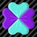 clover, flower, leaf, shamrock