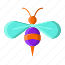 animal, bee, honey, insect icon